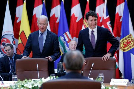 Canada agrees to first national carbon price: PM Trudeau