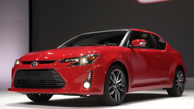Toyota youth brand tries to make tC more sporty