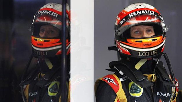 2013 GP of Monaco Lotus Grosjean