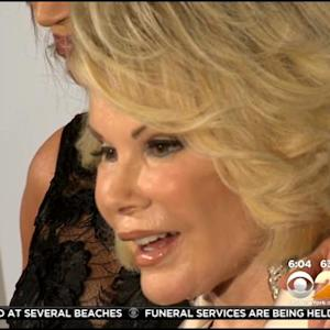 Comedian Joan Rivers Remains Hospitalized After Going Into Cardiac Arrest