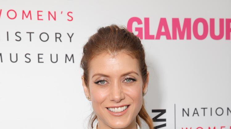 Kate Walsh seen at the 3rd Annual Women Making History Brunch presented by the National Women's History Museum and Glamour Magazine at the Skirball Cultural Center on Saturday, August 23, 2014, in Los Angeles, Calif. (Photo by Todd Williamson/Invision for National Women's History Museum/AP Images)
