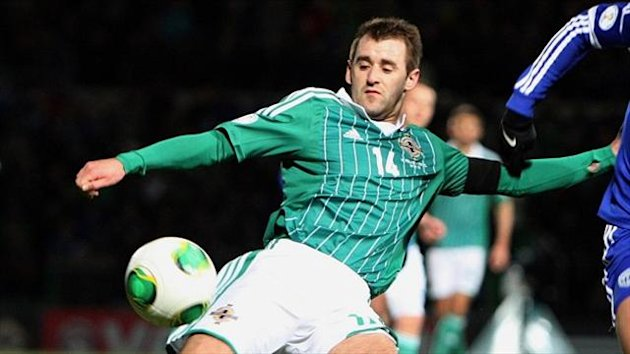Niall McGinn's 19 goals this season have put him in contention for the end-of-season prize