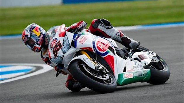 Donington WSBK: Bike is still ?work in progress? for Rea