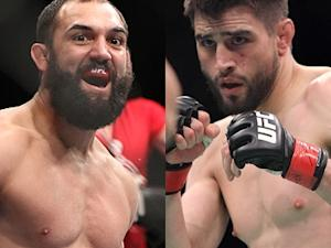"Condit Ready for Hendricks: ""He's Called Me Out in the Past, This is His Chance to Try to Back That Up"""