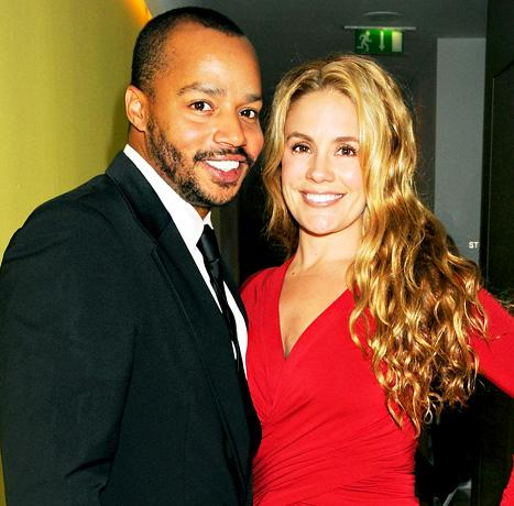 CaCee Cobb Gives Birth, Welcomes Baby With Donald Faison!