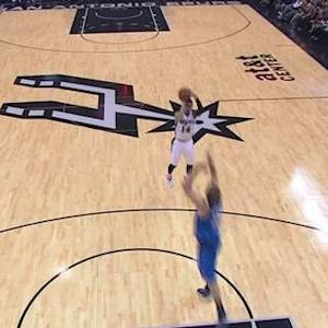 Ginobili to Green