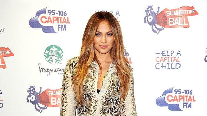 Jennifer Lopez Summertime Ball