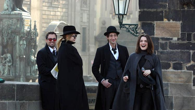 Mark Ruffalo Rachel Weisz Adrien Brody Rinko Kikuchi The Brothers Bloom Production Stills Summit Entertainment 2008