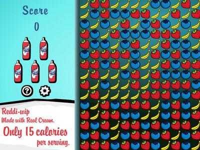 Fruit Frenzy Game
