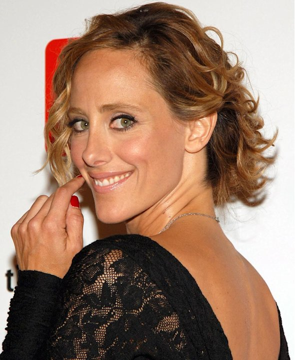 Kim Raver at the Red Carpet Screening of &quot;The Nine&quot; on September 18, 2006 