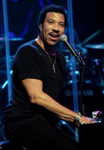 AUSTIN, TX - MARCH 14: Lionel Richie performs at ACL Live as part of 2012 SXSW Music, Film   Interactive Festival Day 6 on March 14, 2012 in Austin, Texas.