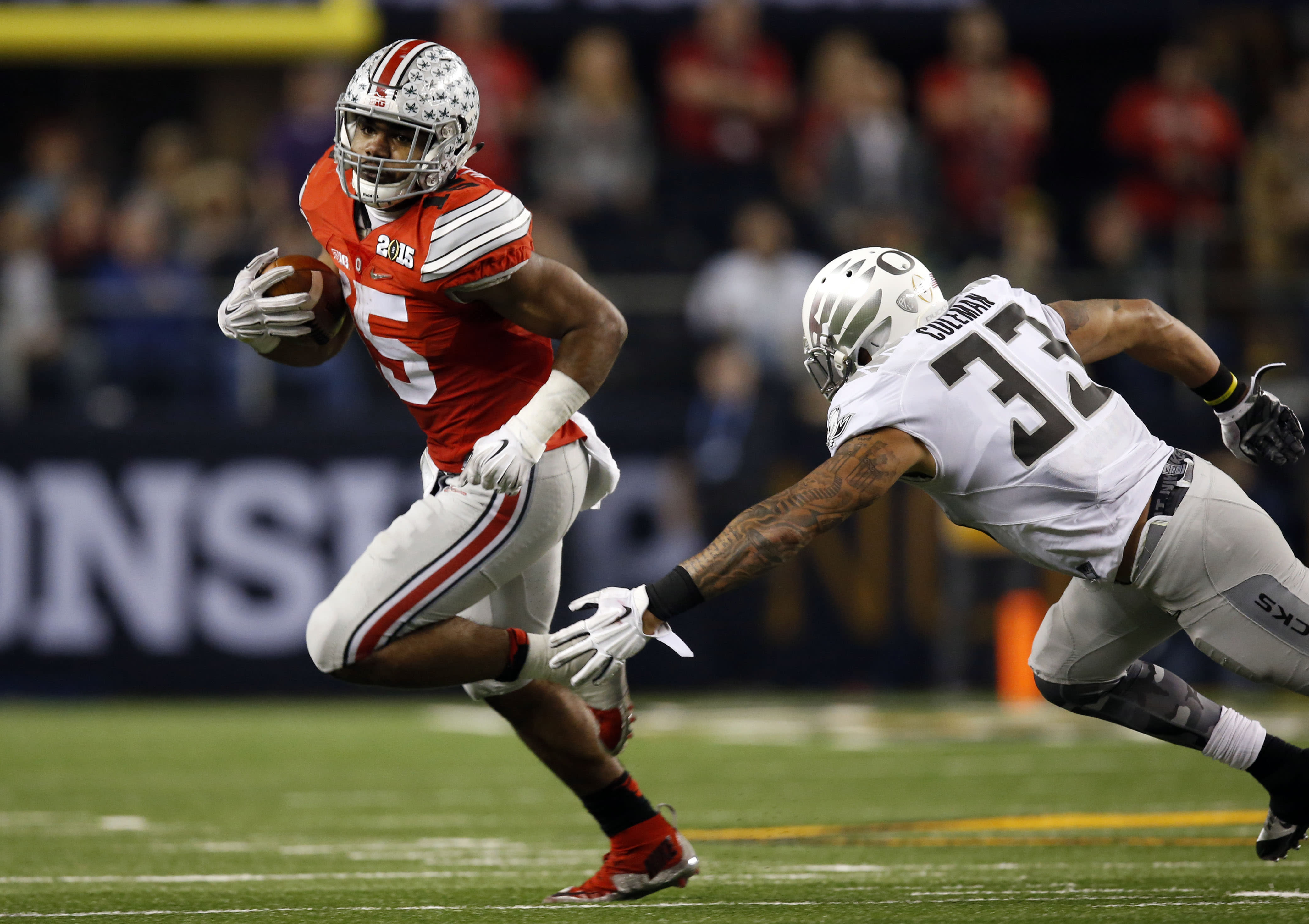 Early Heisman odds list four Ohio State players among top 13