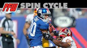NFC East Spin cycle: Cruz-Manning again the difference