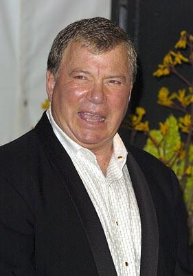 William Shatner Presenter for Outstanding Writing in a Drama Series Emmy Awards - 9/19/2004