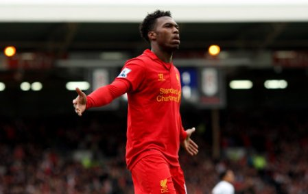 Soccer - Barclays Premier League - Fulham v Liverpool - Craven Cottage
