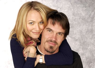 Sarah Wynter and Josh Brolin Coastlines Sundance Film Festival 1/16/2002