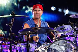 Chili Peppers' Chad Smith Lobbies for Music Education in Washington
