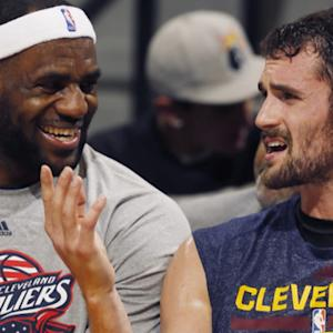 Gottlieb: Ric Bucher talks Kevin Love and LeBron