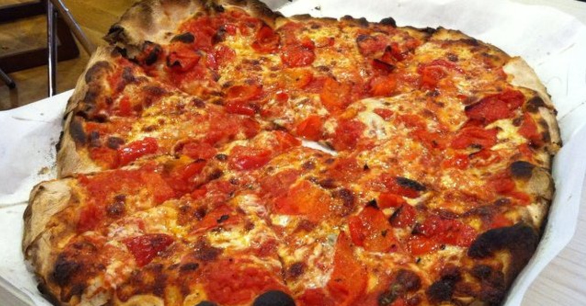 Top 10 Cities in America for Pizza