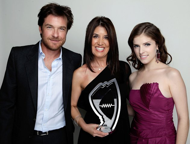2009 Hamilton Behind The Camera awards Jason Bateman Dana Glauberman Anna Kendrick