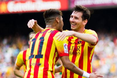 FC Barcelona News: 14 September 2014; Neymar Brace Leads Barcelona to Victory, Barca B Survive Alaves Comeback