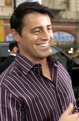Premiere: Matt LeBlanc at the LA premiere of Columbia's Charlie's Angels: Full Throttle - 6/18/2003