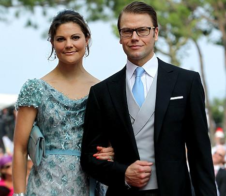 Sweden's Crown Princess Victoria Welcomes Baby Girl!