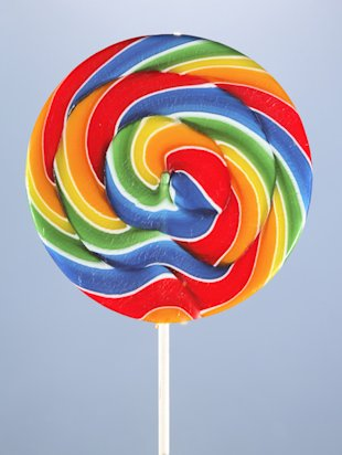 Lollipop oral sex