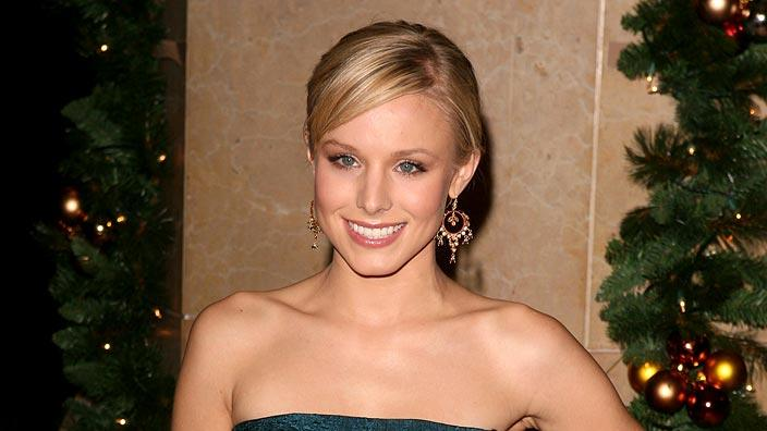 Kristen Bell at The 8th Annual Family Television Awards.
