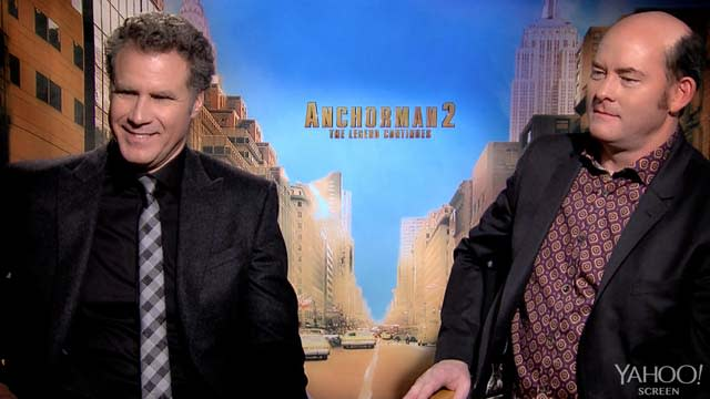 'Anchorman 2: The Legend Continues' Insider Access: A Day With the Guys