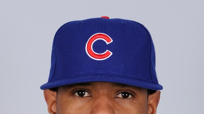 Edwin Jackson Baseball Headshot Photo