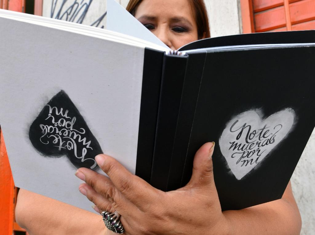 Love letters from abusive partners document crisis in Peru