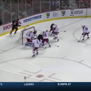 Mike Smith Save on Corey Perry (00:50/2nd)