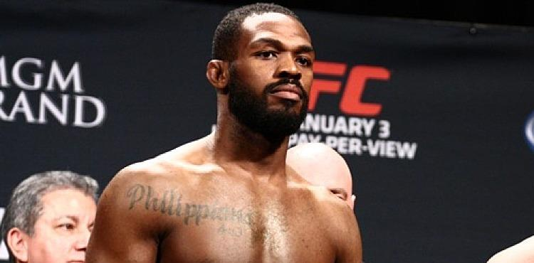 Charge Against Jon Jones Elevated to Felony
