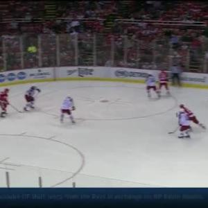 Sergei Bobrovsky Save on Jonathan Ericsson (02:51/3rd)