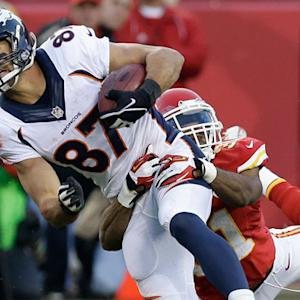 Indianapolis Colts interested in free agent wide receiver Eric Decker?