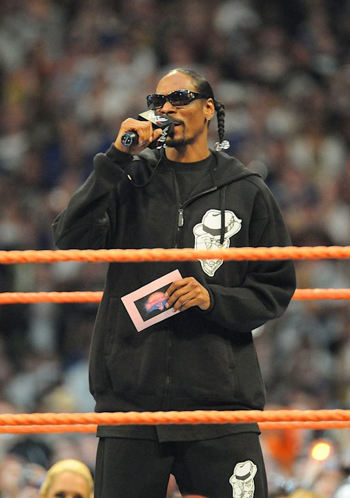 Snoop Dogg Wrstmania