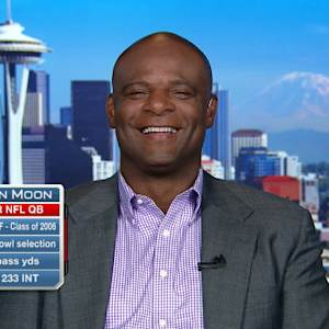 Warren Moon: I knew it'd be tough to succeed at QB