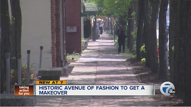 Historic Avenue of Fashion to get a makeover