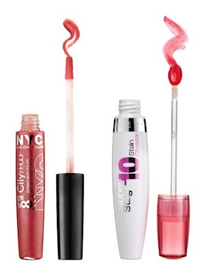 Long-wear lipglosses