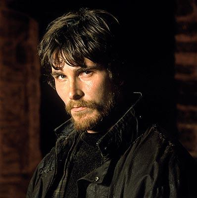 Christian Bale as Quinn in Touchstone's Reign of Fire