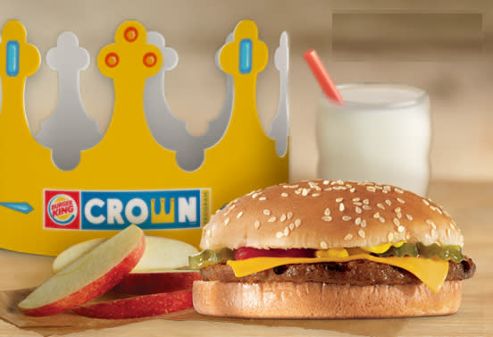 Burger King's BK Kids Meal