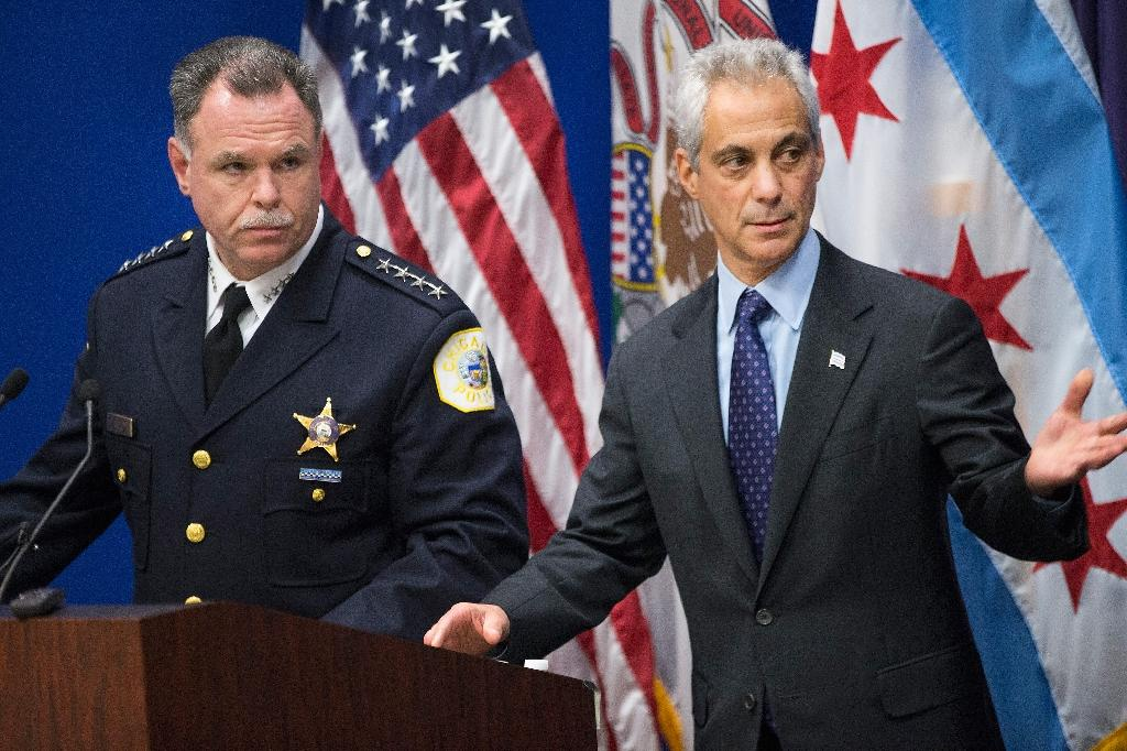 Chicago on edge after police shooting video