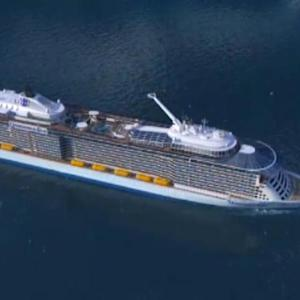China Has Potential to Be Biggest Cruise Market: Farley
