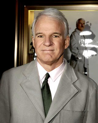 Steve Martin at the New York premiere of MGM/Columbia Pictures' The Pink Panther