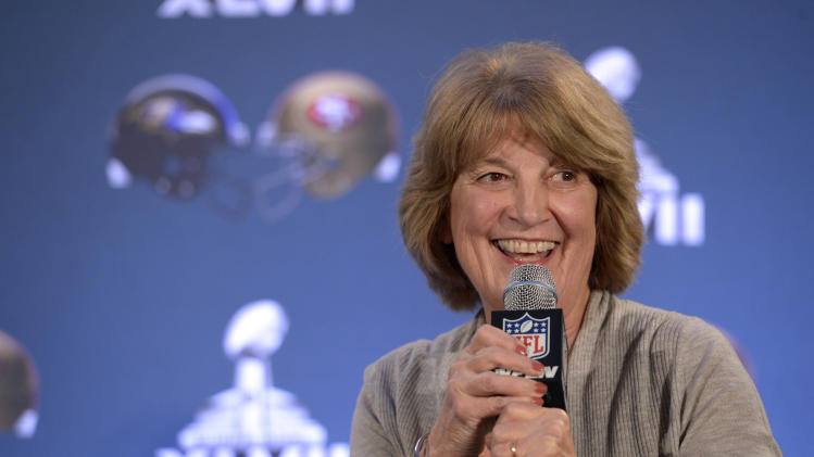 NFL: Super Bowl XLVII-Harbaugh Parents Press Conference