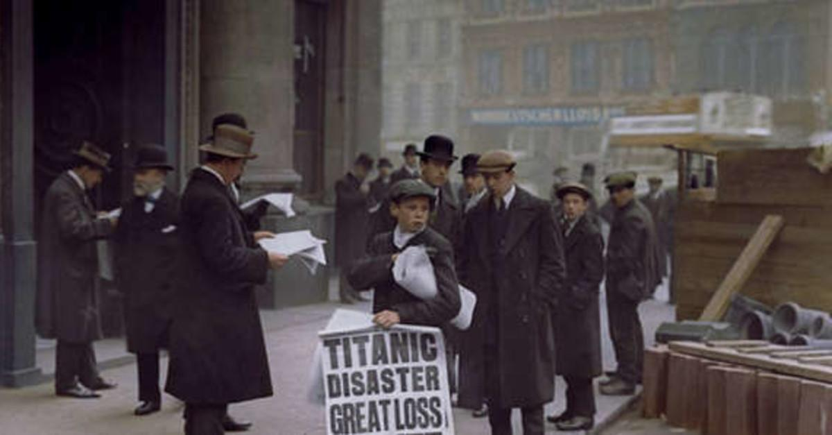 17 Stunning Historical Pictures Restored