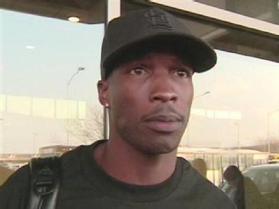 Chad Ochocinco Hits KC For Soccer Tryout