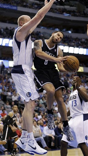 Lopez, Williams lead Nets past Mavericks 113-96
