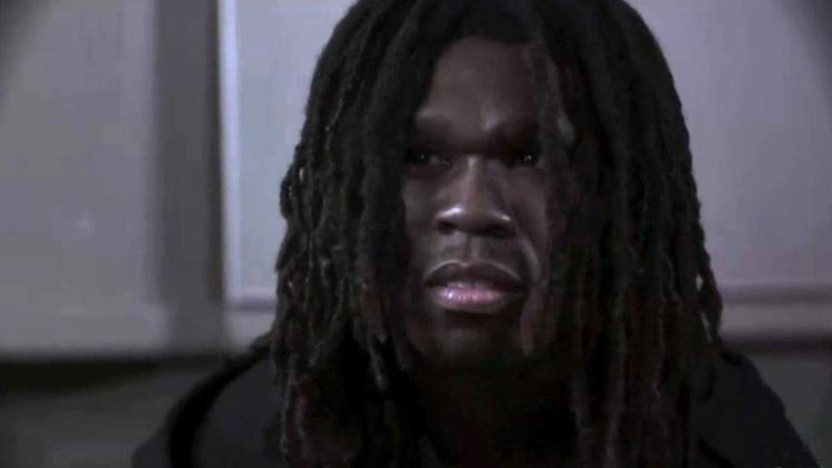 DreadFul Movie Hairdos, 50 Cent